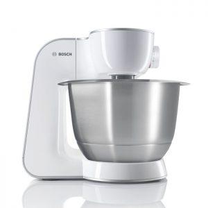 Bosch MUM54251 – Robot culinaire – Blanc/Argent