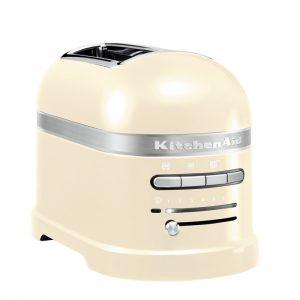 KitchenAid Artisan 5KMT2204EAC – Grille-Pain – Crème