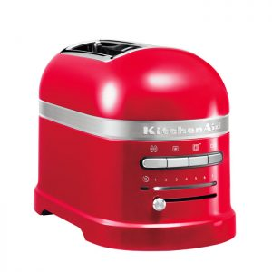 KitchenAid Artisan 5KMT2204ECA – Grille-Pain – Rouge