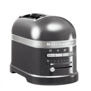 KitchenAid Artisan 5KMT2204EMS – Grille-Pain – Gris