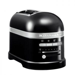 KitchenAid Artisan 5KMT2204EOB – Grille-Pain – Noir Onyx