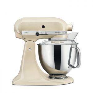 Robot cuisine crème KitchenAid 5KSM175PSEAC