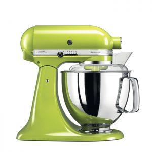 robot culinaire vert KitchenAid 5KSM175PSEGA