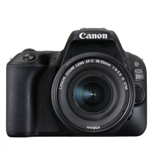 Canon EOS 200D + Objectif 18-55mm IS STM – Reflex