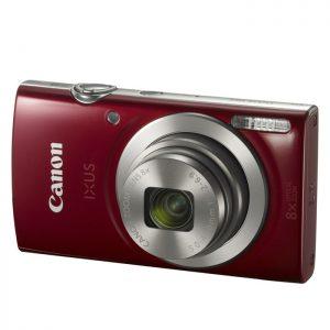 Canon IXUS 185 – Appareil Photo numérique 20 MP – Rouge