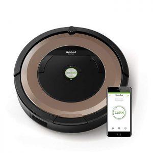 iRobot Roomba 895 – Aspirateur robot connecté