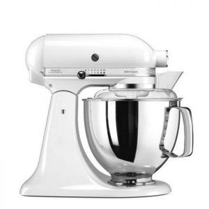 KitchenAid Artisan 5KSM175PSEWH – Robot – Blanc