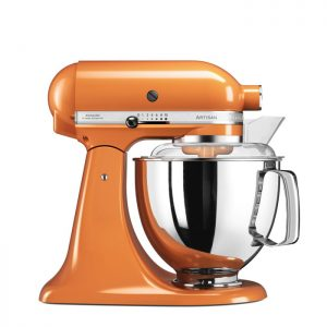 KitchenAid Artisan 5KSM175PSETG – Robot culinaire – Orange