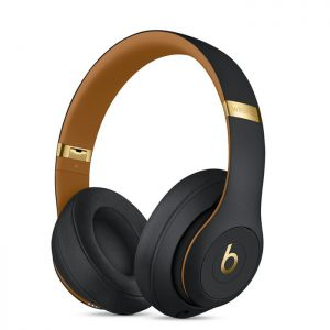 Beats Studio3 Noir Obscur – Collection Skyline – Casque audio