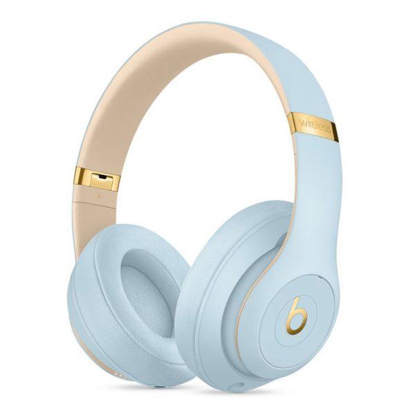 Casque Beats Studio3 sans fil – Collection Skyline de Beats - Bleu cristal