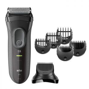 Braun Series 3 3000BT – Shave&Style – Rasoir électrique