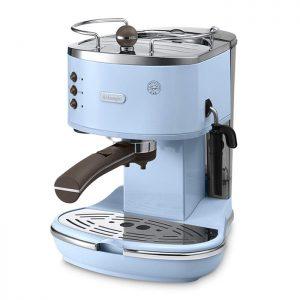 DeLonghi Icona ECOV311 AZ – Machine à expresso – Bleu