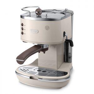 DeLonghi Icona ECOV311 BG – Machine à expresso – Beige
