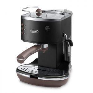 DeLonghi Icona ECOV311 BK – Machine à expresso – Noir