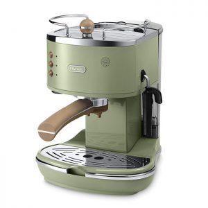 DeLonghi Icona ECOV311 GR – Machine à expresso – Vert