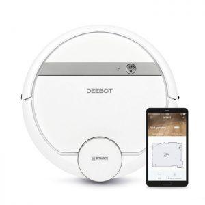 Ecovacs Deebot D900 – Aspirateur robot connecté
