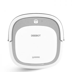 Ecovacs Deebot SLIM 2 – Aspirateur robot – Blanc
