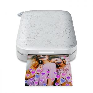 HP Sprocket 200 Blanc – Imprimante photo portable
