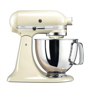 KitchenAid Artisan 5KSM125EAC – Robot – Crème