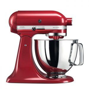 KitchenAid Artisan 5KSM125EER – Robot – Rouge Empire