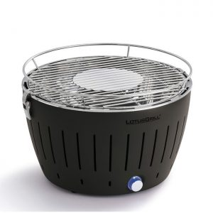 LotusGrill G34 U Anthracite – Barbecue sans fumée
