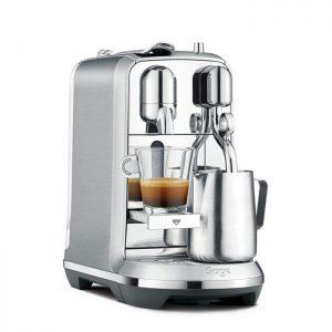Sage SNE800BSS Creatista Plus – Machine à capsules Nespresso