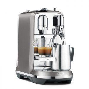 Sage SNE800SHY Creatista Plus – Machine à capsules Nespresso
