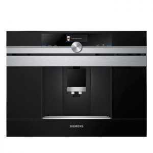 Siemens IQ700 CT636LES1 – Machine à café encastrable