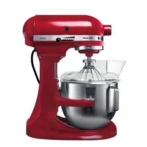 KitchenAid Artisan 5KPM5EER – Robot de cuisine – Rouge Empire