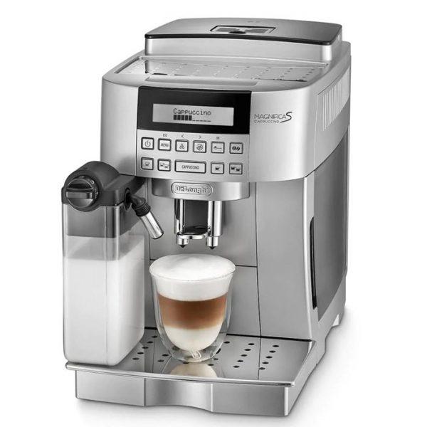 DeLonghi 22.360.S ECAM - Cafetière automatique