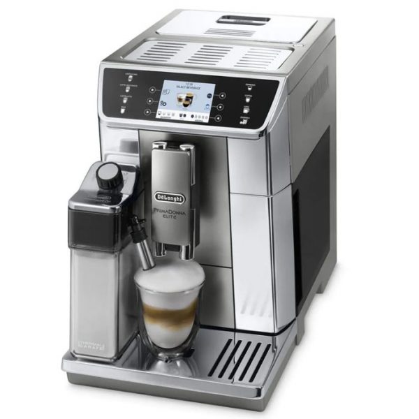 DeLongi ECAM 650.55.MS - PrimaDonna Elite
