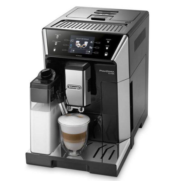 DeLonghi ECAM 550.55.SB PrimaDonna - Automatique