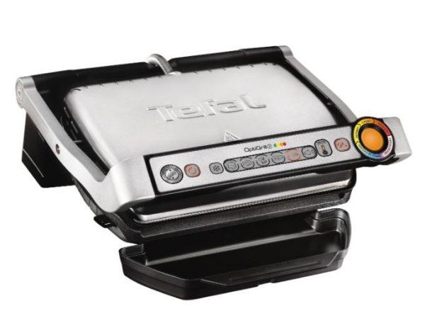Tefal OptiGrill + GC712D - Grille-viande électrique